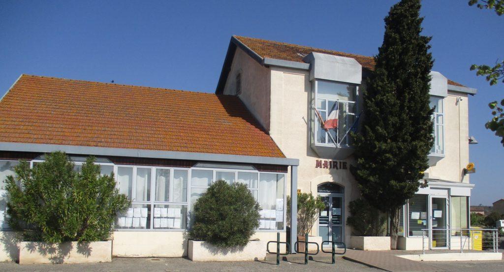 Mairie de Puichéric