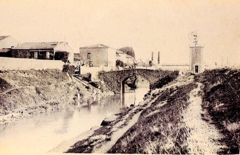 Ancien moulin Rigole