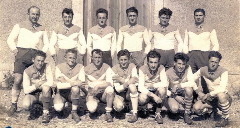 Ancienne équipe de rugby