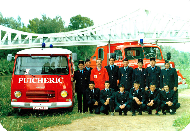Anciens pompiers