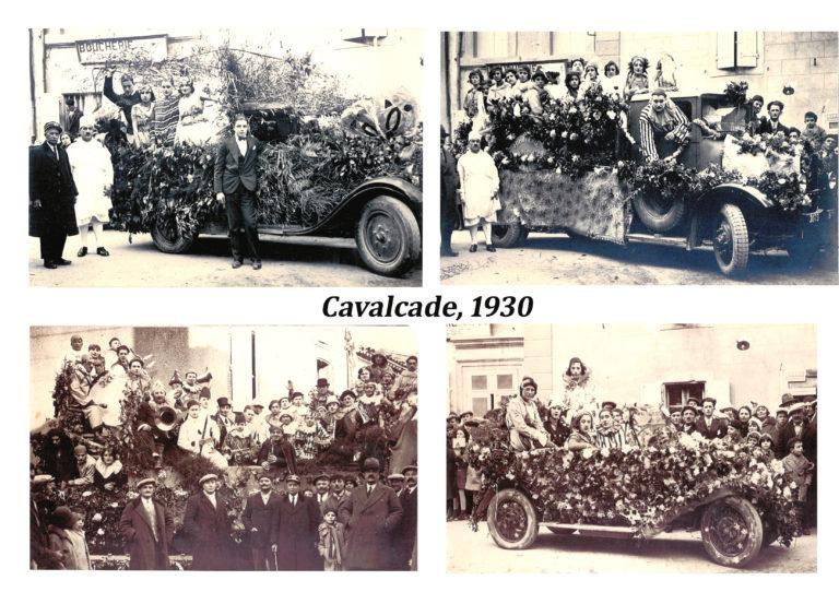 Cavalcade 1930