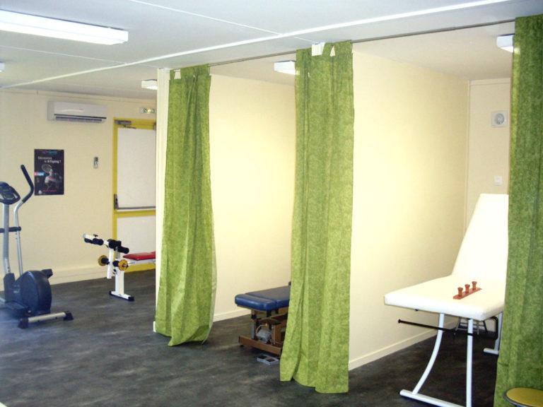 Centre paramédical de Puichéric (intérieur)