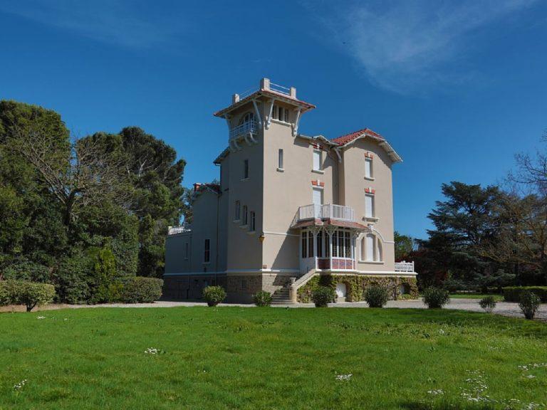 Château de St Aunay