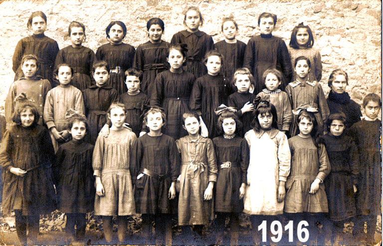 École 1916