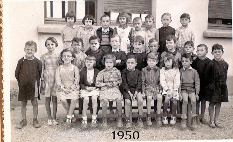 École 1950
