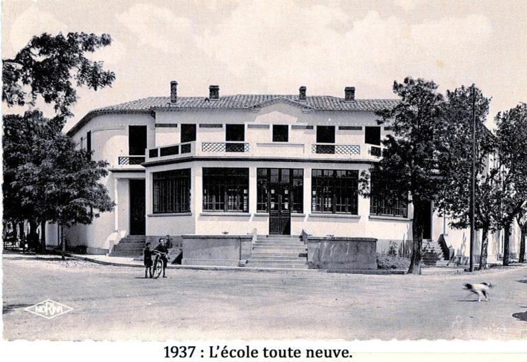 École neuve 1937