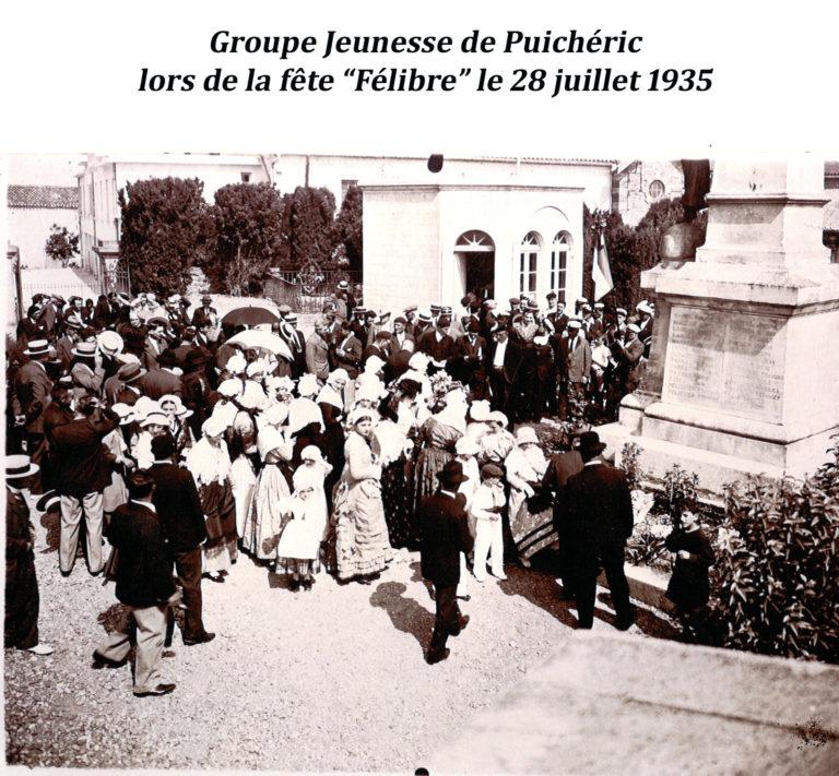 Fête Félibre 1935