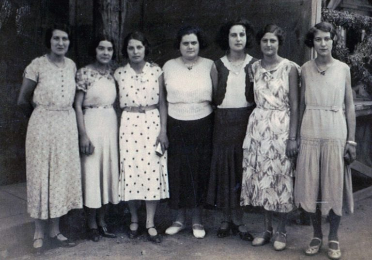 Fête locale 1929