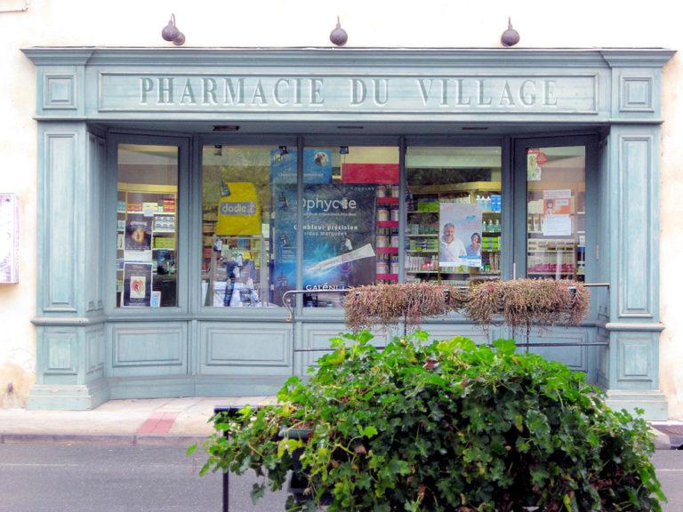 Pharmacie de Puichéric