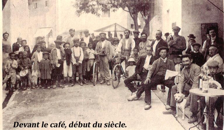 Place du marché début du siècle