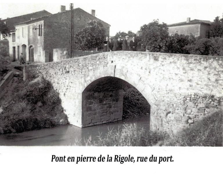 Pont de la Rigole