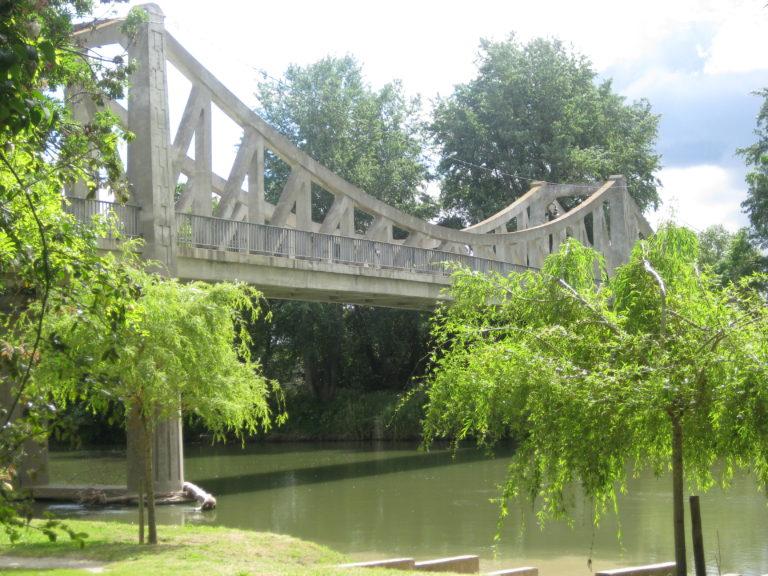 Pont sur l'Aude