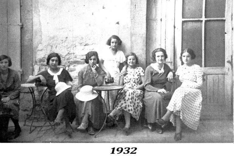 Puichéricoises 1932