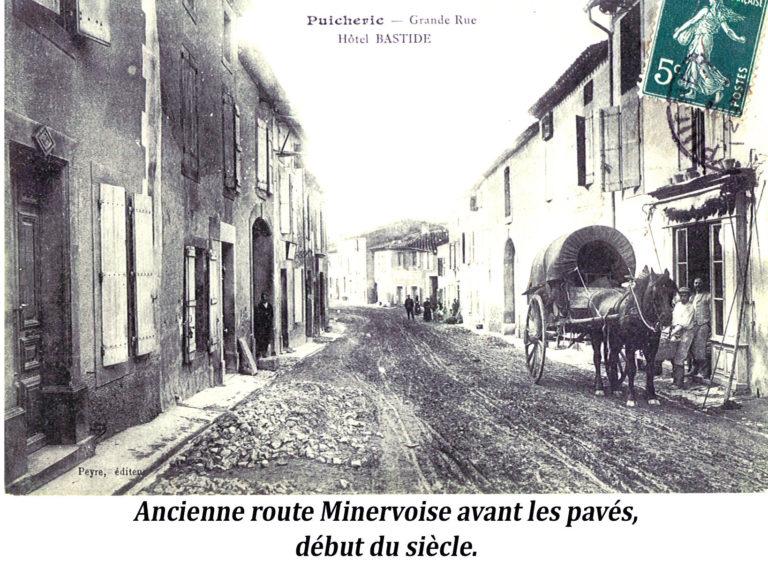 Route minervoise