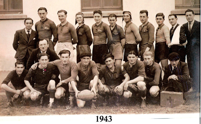 Rugby 1943